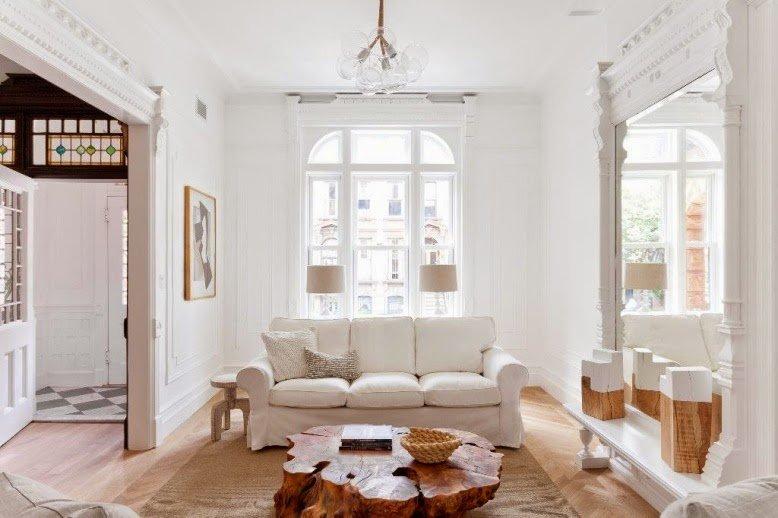 Desnudando una casa que desborda elegancia