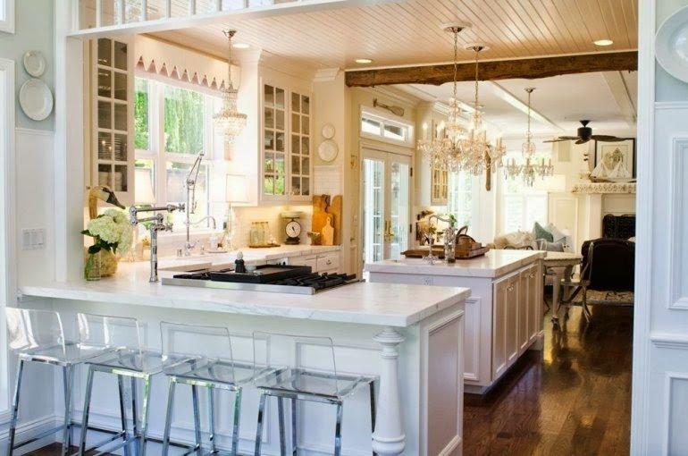 Transformar una cocina normal en una de lujo