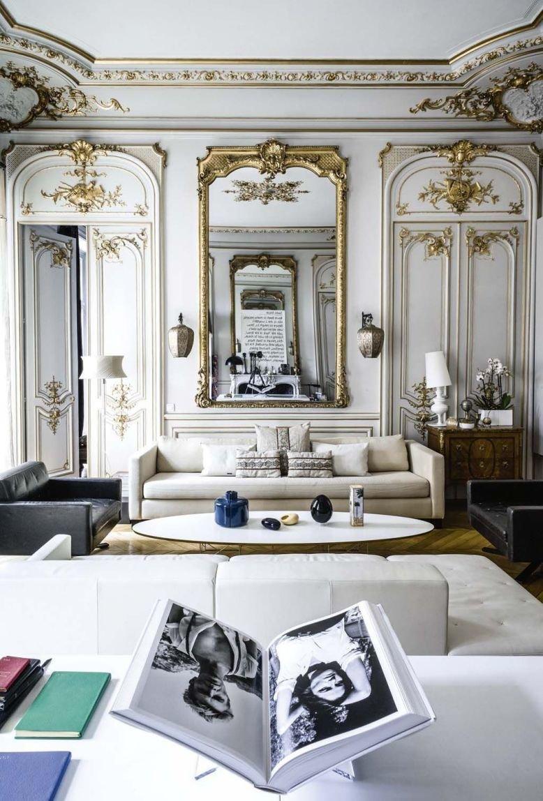 Chic y romántico apartamento en París
