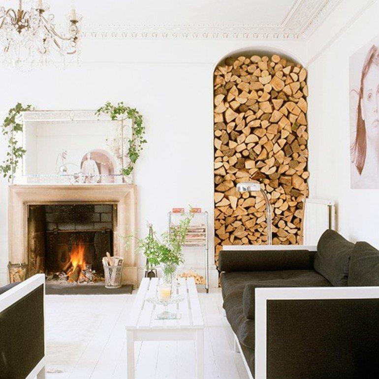 10 salones decorados para la Navidad