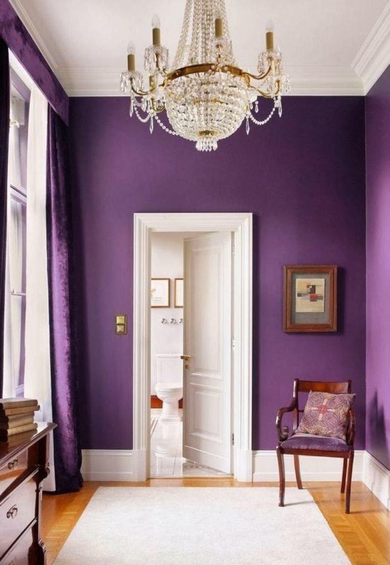 Otro de los colores de otoño: lila, violeta, púrpura, lavanda o malva, llámalo como quieras