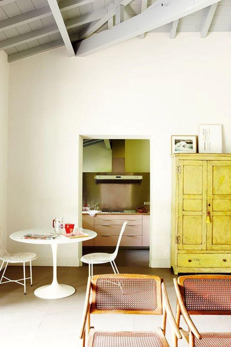 Cómo decorar con el color del verano: el amarillo!!!