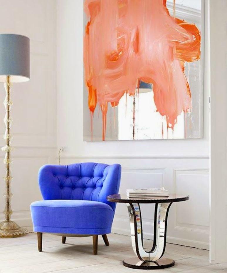 Decorar con arte abstracto nuestra casa o negocio