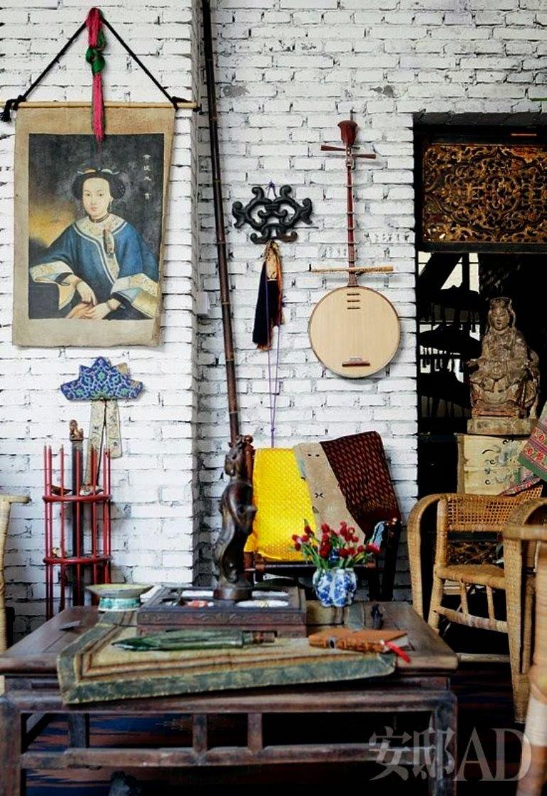 Cómo decorar con el estilo Chinoiserie