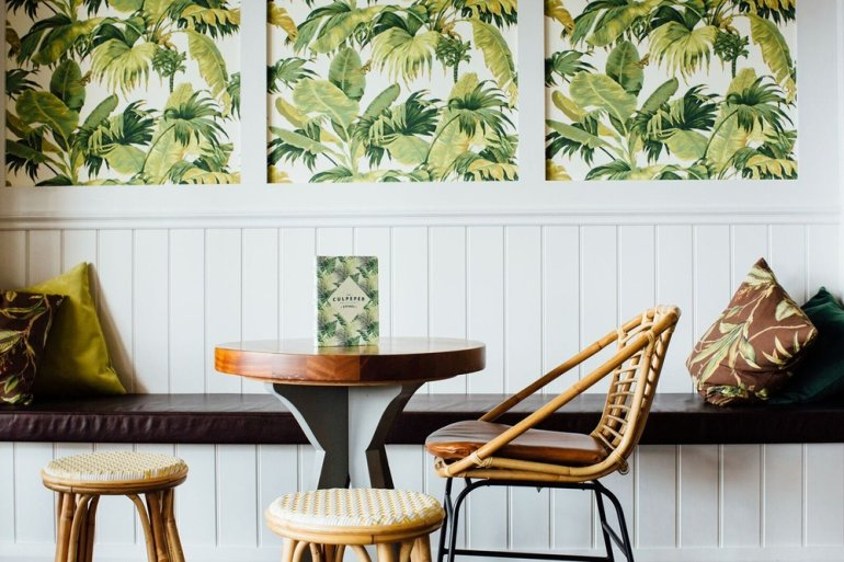 Fresco y desenfadado: restaurante Culpeper