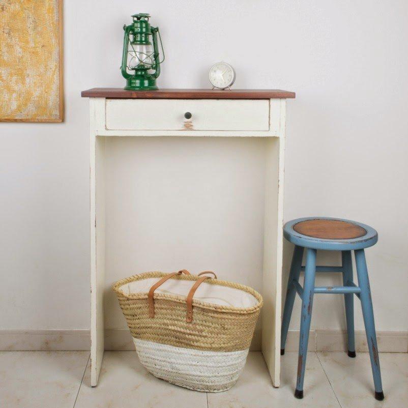 Cómo hacer un mueble recibidor para esconder un radiador