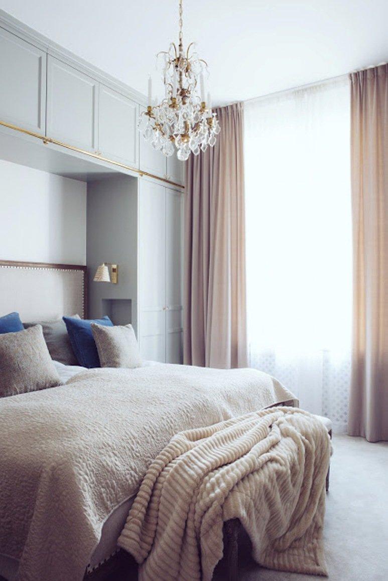 Luz y elegancia en un apartamento de Estocolmo