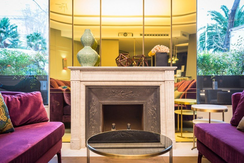 El Hotel Emperatriz: un palacio moderno