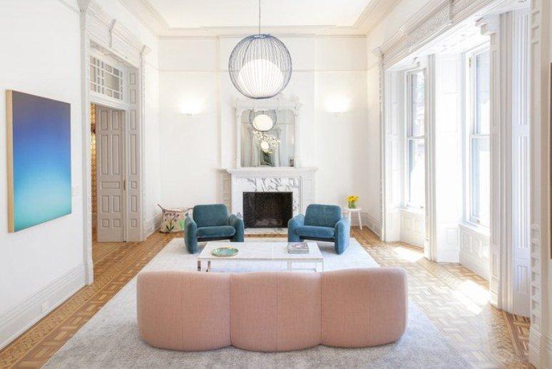 ANTES Y DESPUÉS de un apartamento histórico