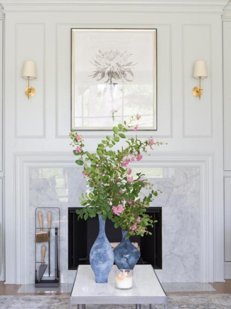 Renovar una casa con lujosos elementos originales