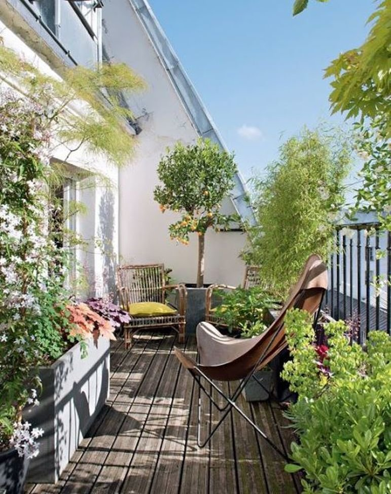 20 ideas para decorar tu terraza o patio