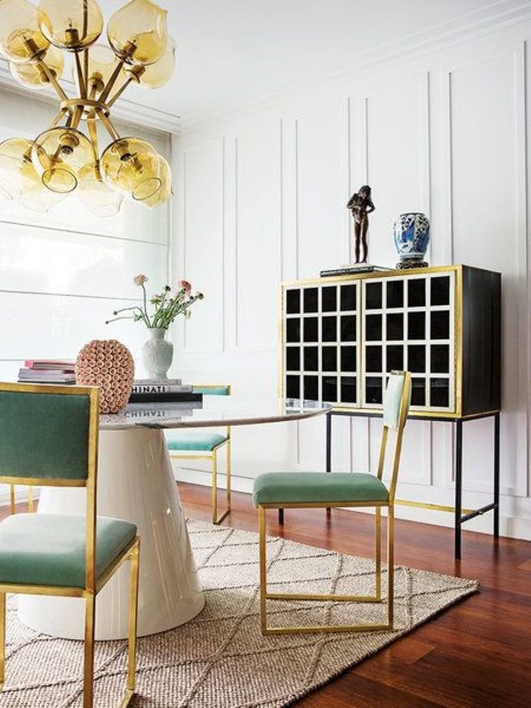 Cómo decorar la mesa de comedor con estilo | Get the Look