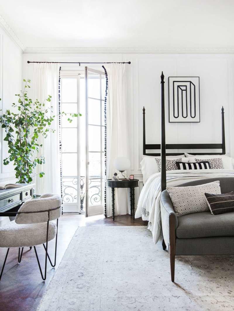 Cómo decorar correctamente tu dormitorio en 7 pasos