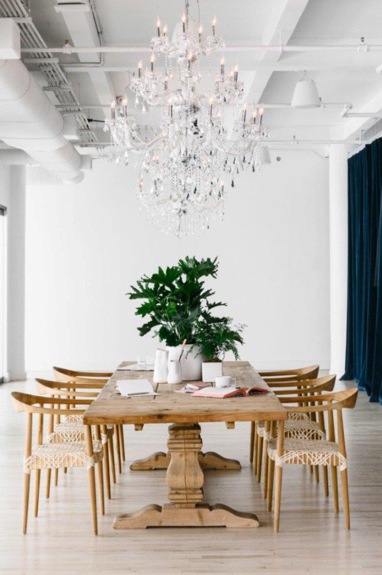 Lección sobre cómo decorar unas oficinas con encanto