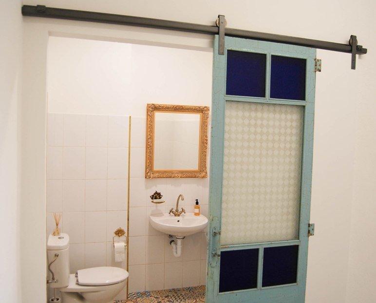 Cómo rehabilitamos el baño del local de AnticΧc