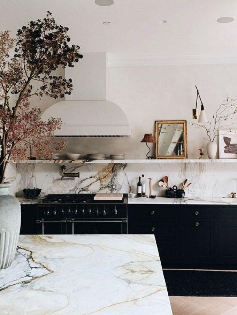 Nueva tendencia: añadir detalles vintage a tu cocina
