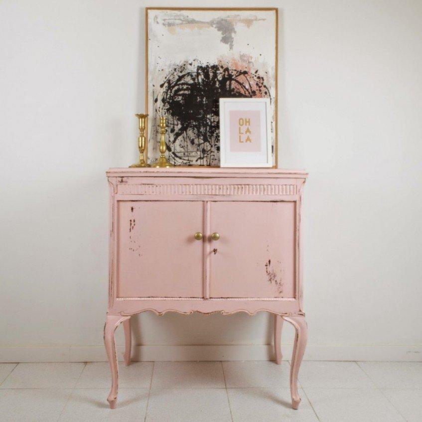 Cómo darle un nuevo look a un mueble tocadiscos