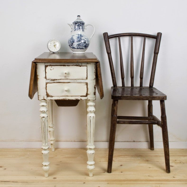 Cómo transformar un mueble costurero