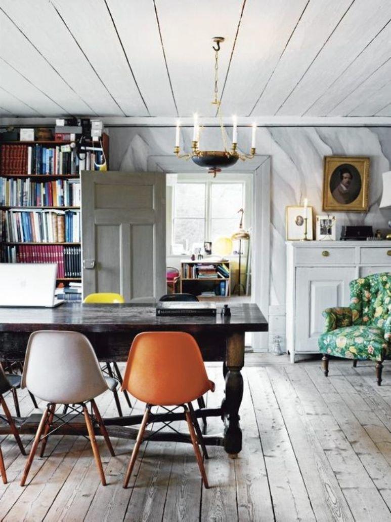 Cómo decorar con encanto usando sillas icono