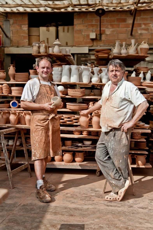 Maestros artesanos: Antoni Majó, padre e hijo