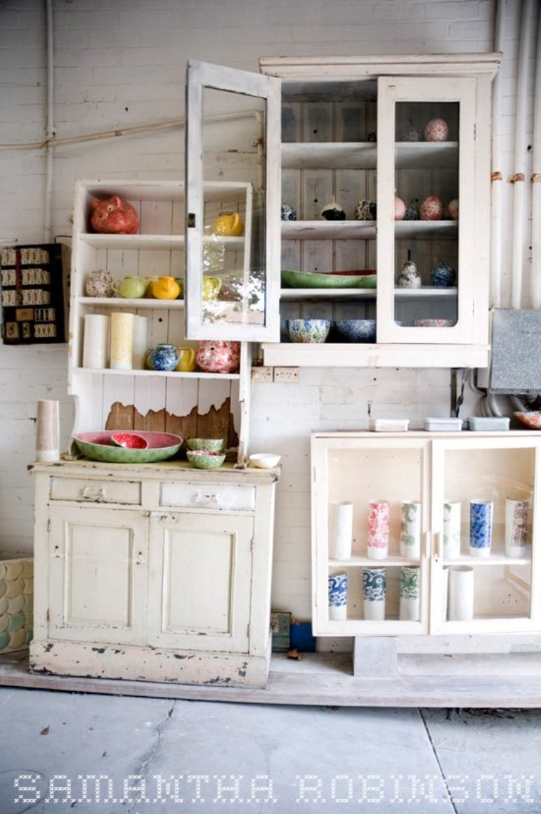 Taller y tienda de cerámica en Sydney
