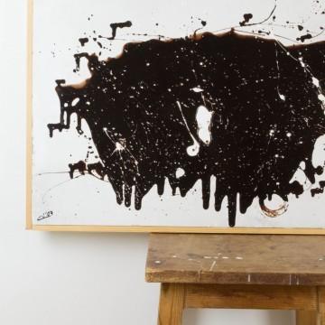 Pintura abstracta, Rumores del pasado, 2007