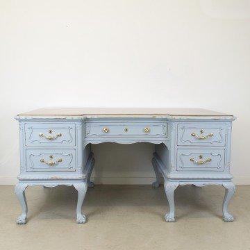 Antiguo escritorio estilo Chippendale