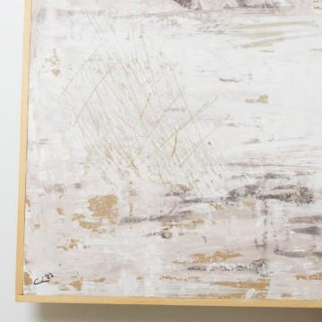 Pintura abstracta, Conversaciones con el vacío