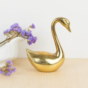 Cisne de bronce, de Francia