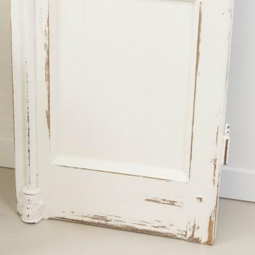 Espejo a partir de antigua puerta balconera