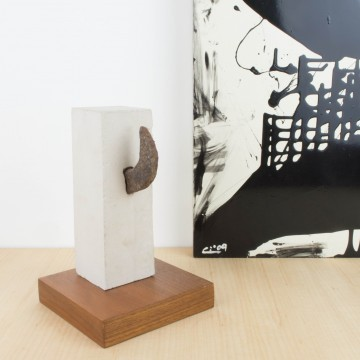 Escultura original, Detalles imperfectos 02