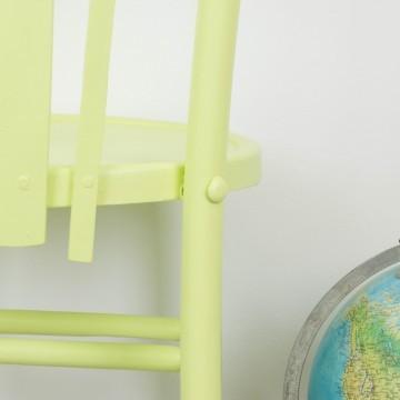 Silla Manel verde pistacho