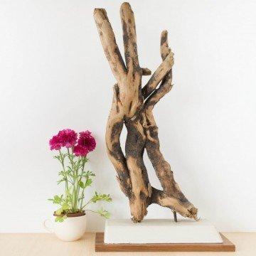 Culto a la imperfección, escultura original de Cèlia Izquierdo