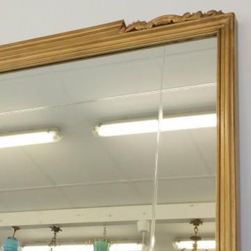 Espejo de aparador, años 40