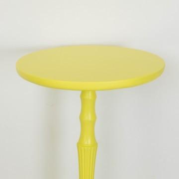 Velador amarillo lima