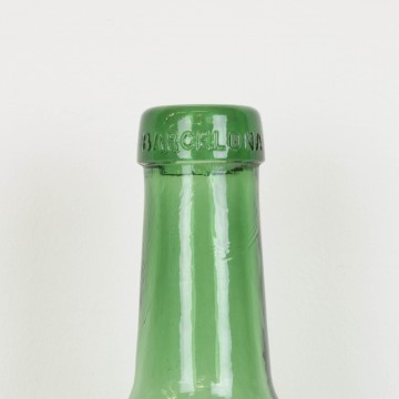Damajuana verde mediana