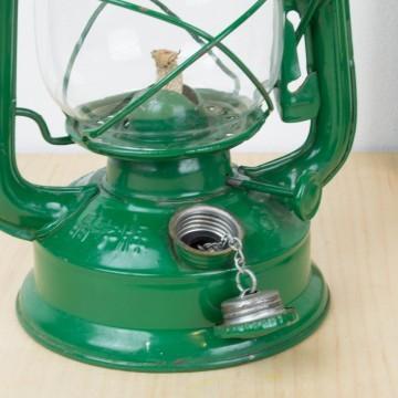 Lámpara de parafina