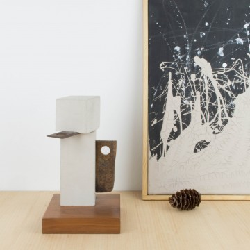 Detalles imperfectos 01, escultura original de Cèlia Izquierdo