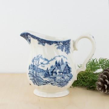 Antigua jarra de leche inglesa Myott