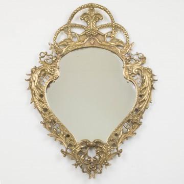 Espejo de bronce de Lisboa