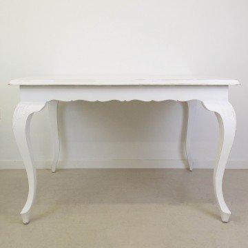 Mesa blanca Amelia