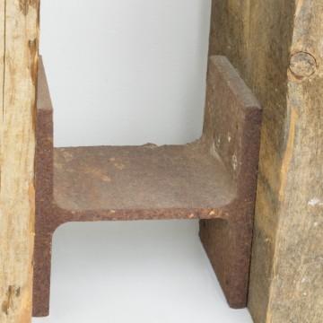 Cobarde resistencia, escultura original de Cèlia Izquierdo