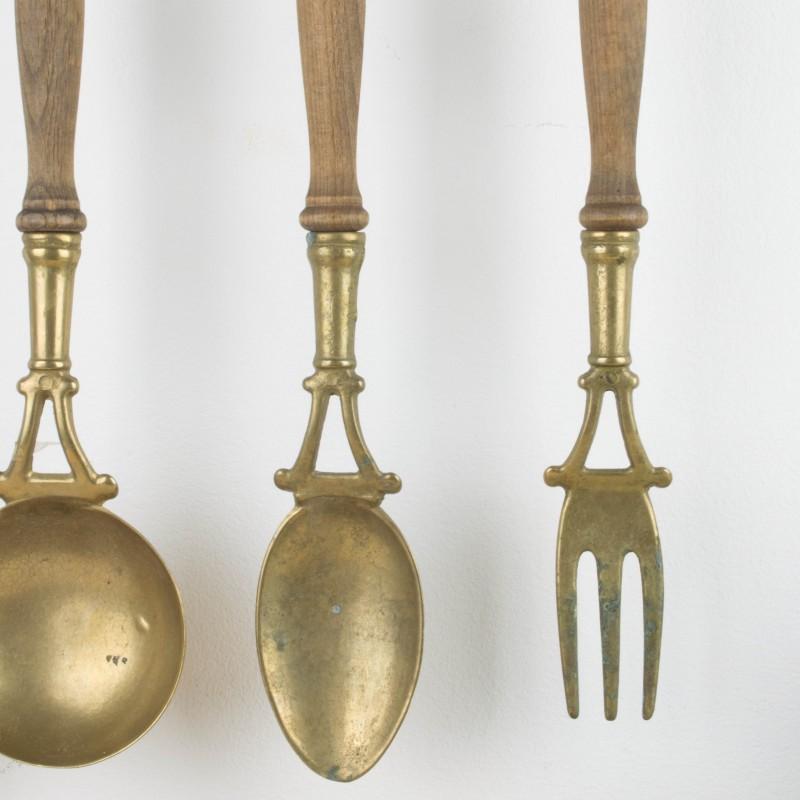 Antiguos utensilios de cocina para colgar   Menaje   Cocina